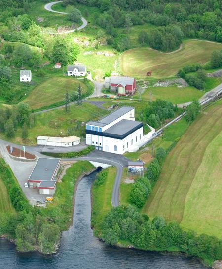 Kraftverk Litledalen