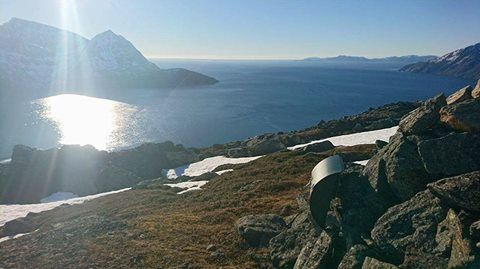 Perletur Øksfjord