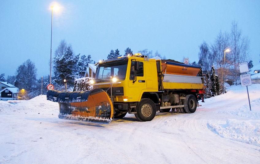 Brøytebil i Oppegård_848x534
