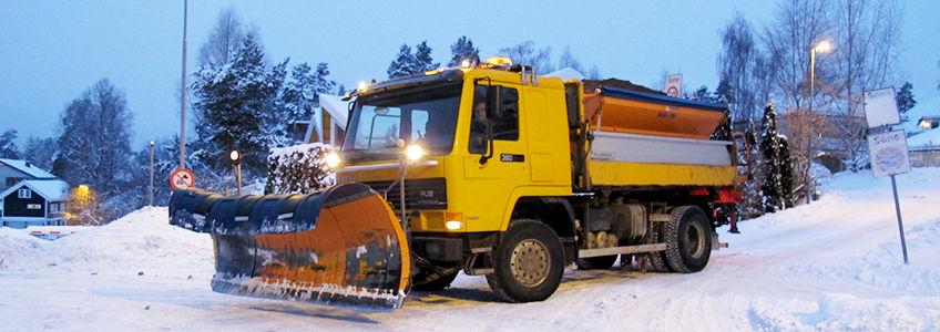 Brøytebil 848 x 300