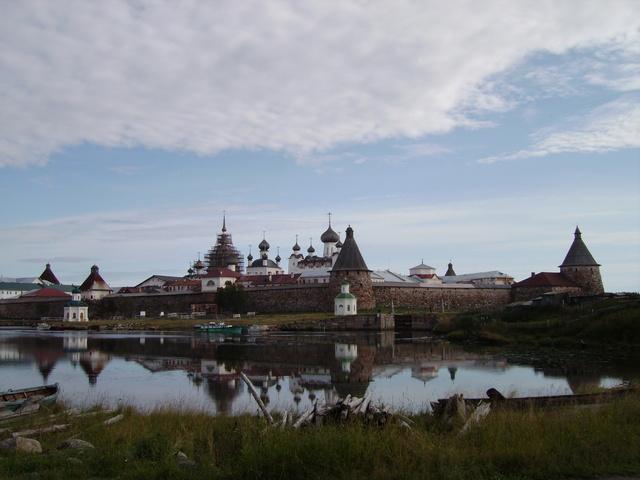 Klosteret på Solovki