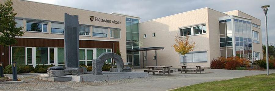 Flåtestad skole
