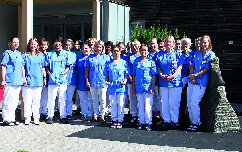 Greverud sykehjem ansatte
