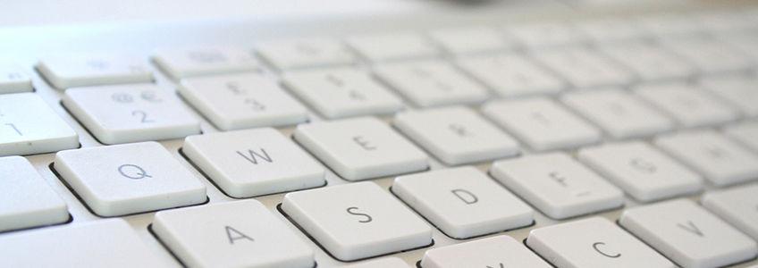 Toppbilde tastatur