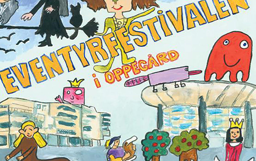 Eventyrfestivalen plakat