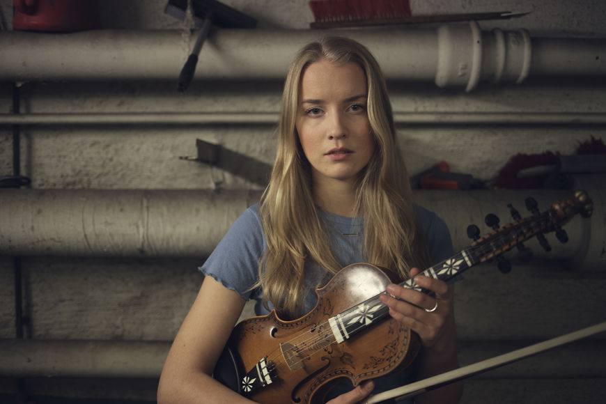 Helga MyhrNorges Musikkh¿gksoleFoto: Kyrre Lien