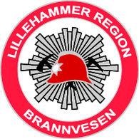 Logo for Lillehammer region brannvesen