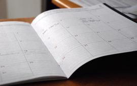 Illustrasjonsbilde kalender. Foto: Unsplash.com