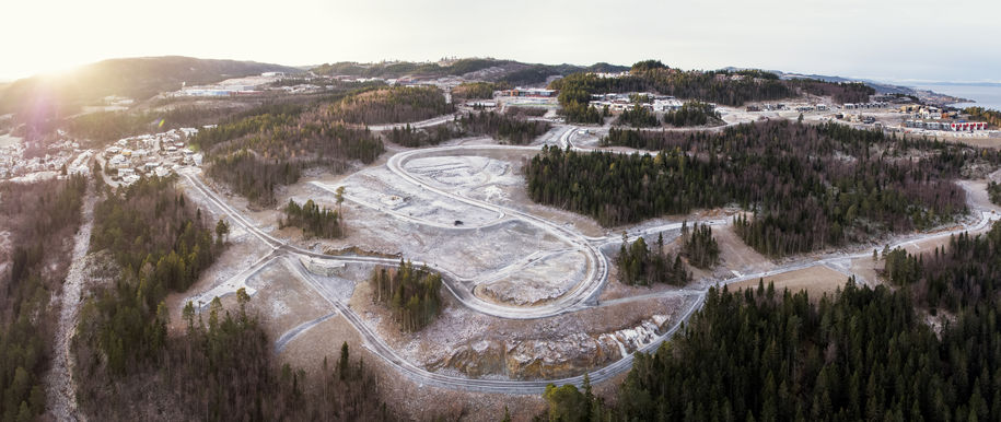 Svebergmarka panorama