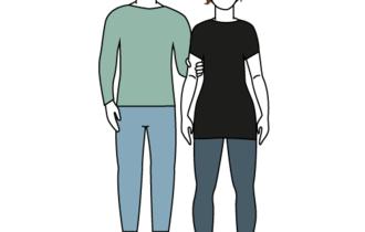 Illustrasjonstegning av Feber design.