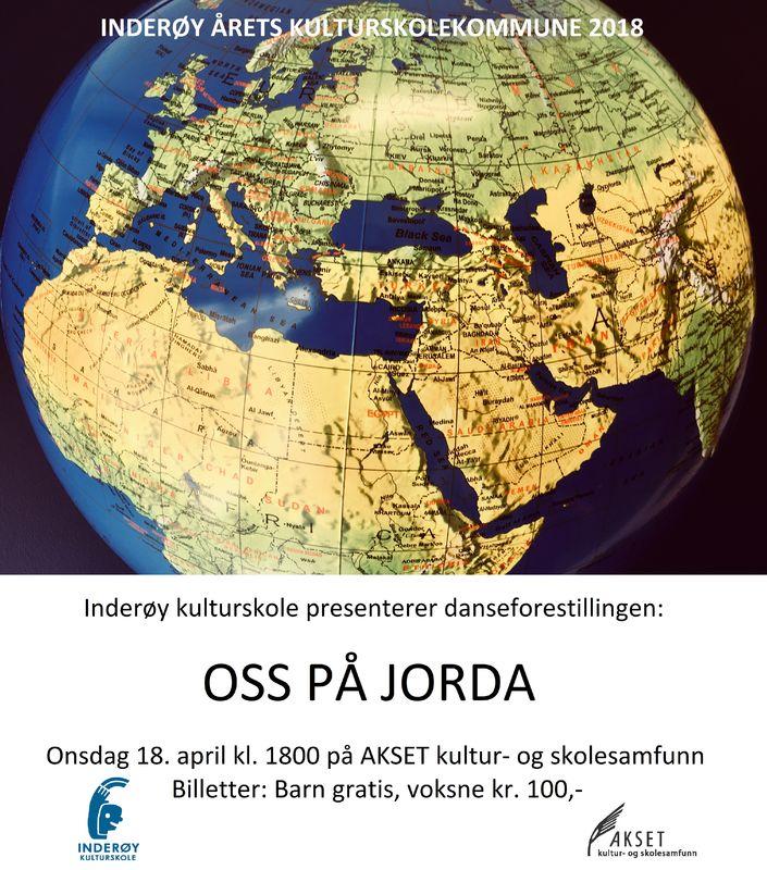 OSS PÅ JORDA