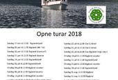 Åpne turar 2018