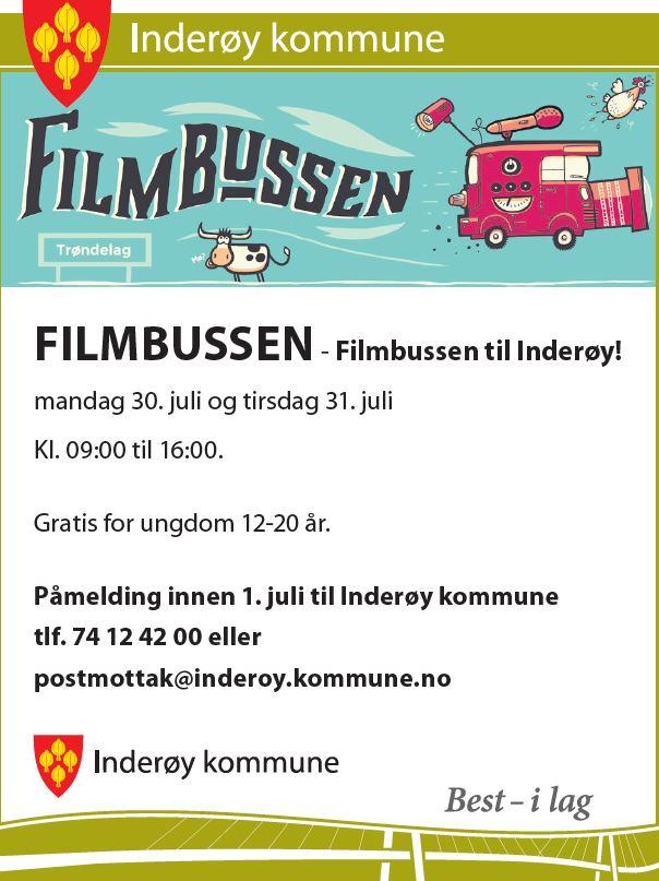 Filmbussen til Inderøy