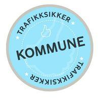 Logo Trafikksikker kommune