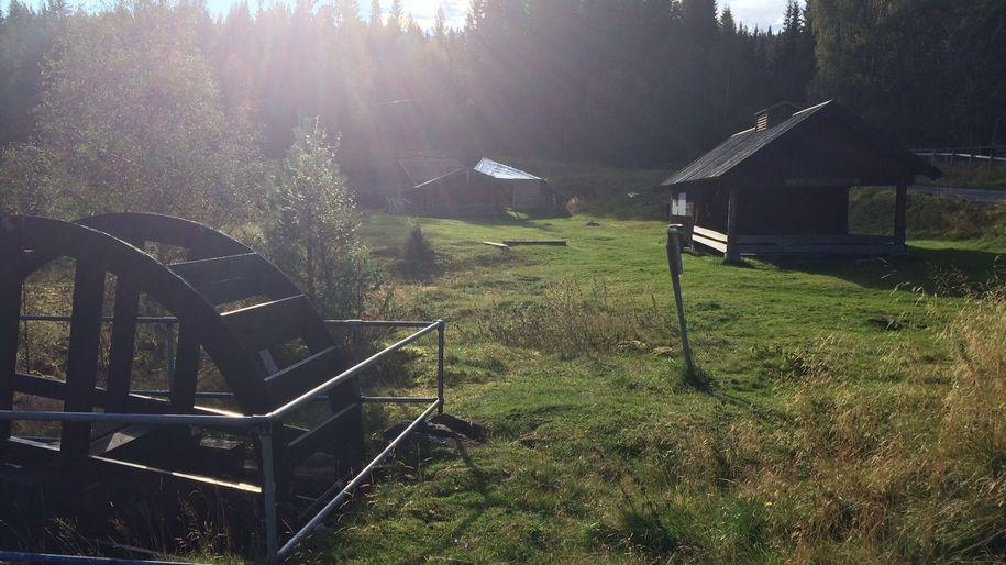Bilde av Mostadmark Jernverk