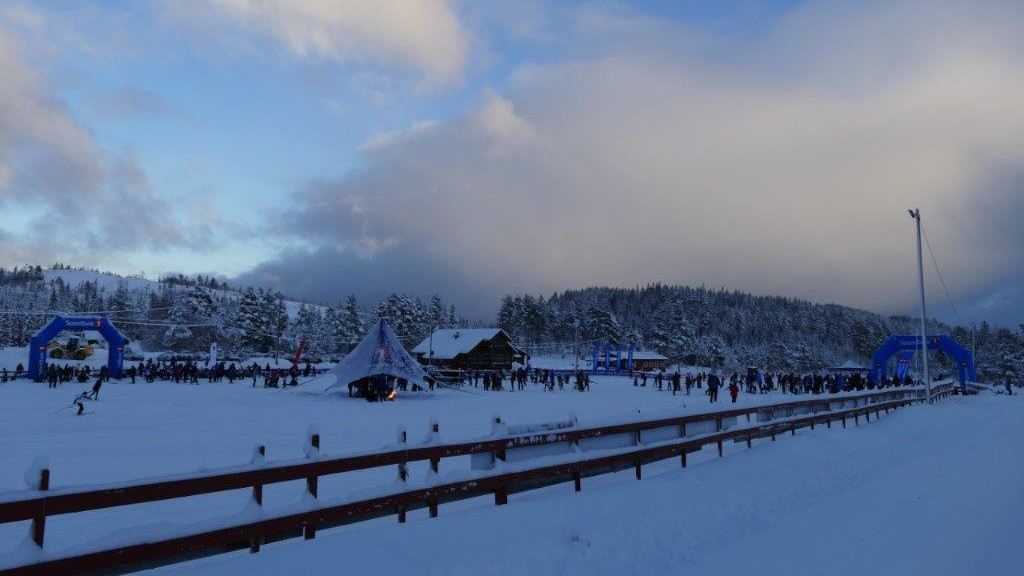 Bilde av Jervskogen skisenter