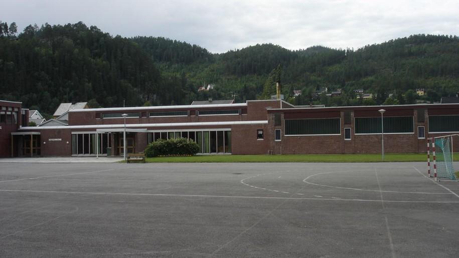 Bilde av Hommelvik bad- og idrettsbygg