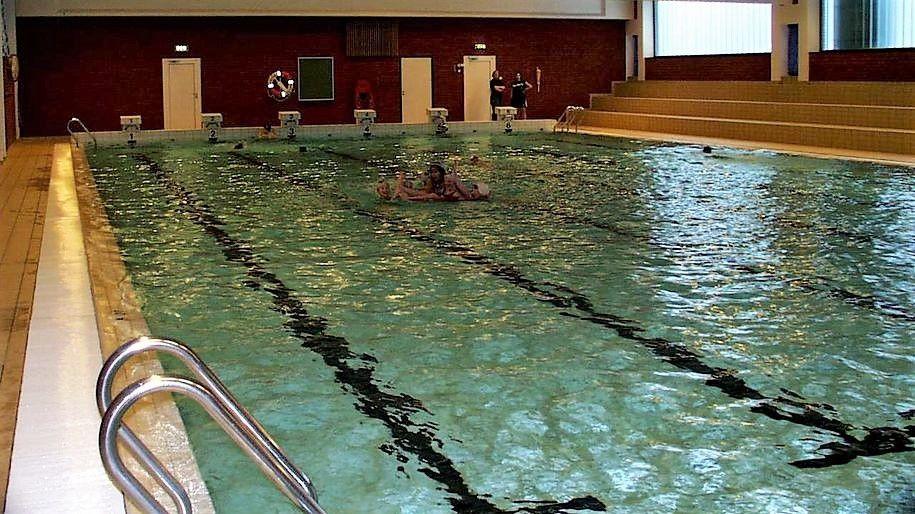 Bilde av Hommelvik svømmehall