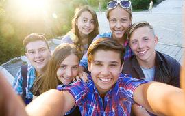Skoleferie ungdomsskole - Foto Adobe Stock