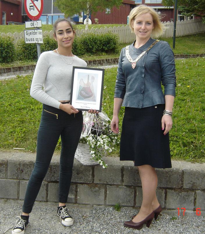 Kulturstipend for ungdom 2017