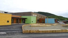 Bilde av Sandfjæra barnehage