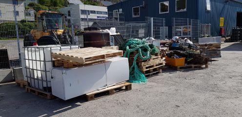 Søppel fra Andsnes