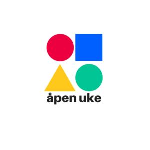 Logo for Åpen uke-arrangementet