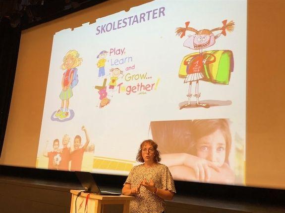 Kommunepsykolog Nina Hermann