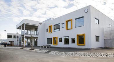 Buvik skole og SFO