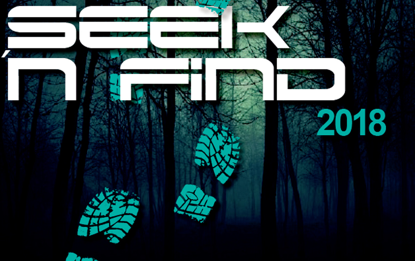 Seek `n find er 28. - 29. september 2018
