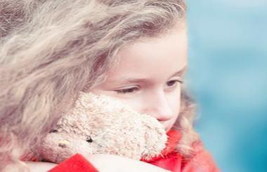 Barn og bamse