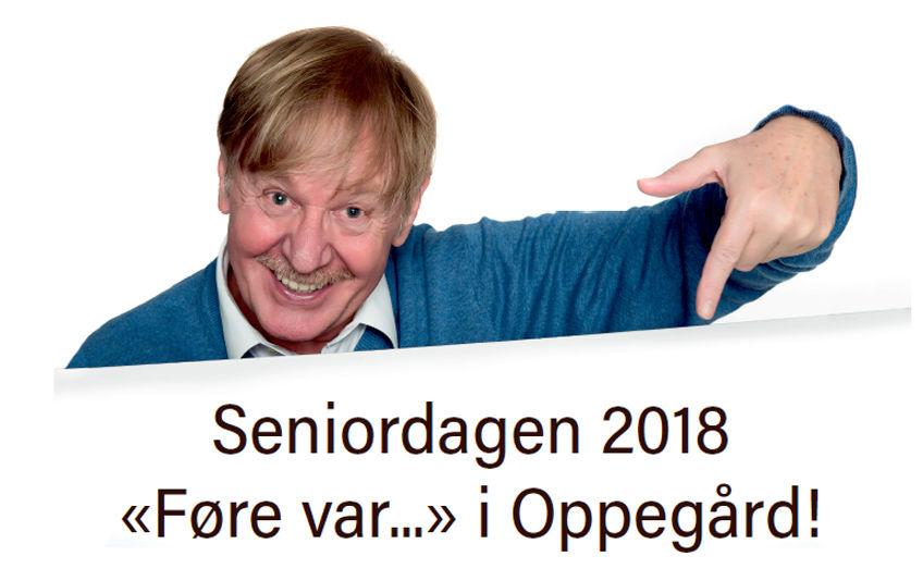 Seniordagen torsdag 27. september i Kolben og fredag 28. september konsert på Toppenhaug seniorsenter.