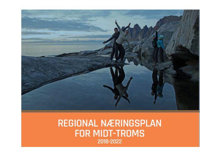 Regional næringsplan for Midt-Troms 2018-2022