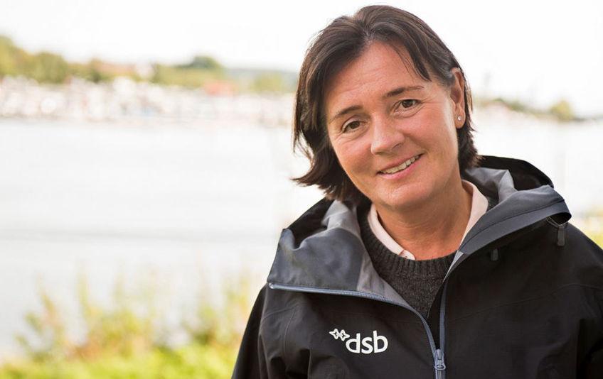 Cecilie Daae, direktør i Direktoratet for samfunnssikkerhet og beredskap Foto: Yann Aker