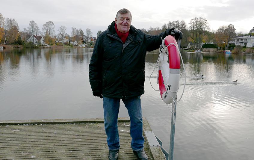 Kjell G Pettersen Kolbotn vannet[1]