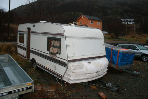 Campingvogn