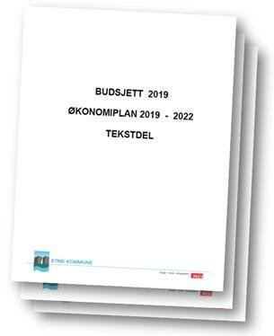 Budsjett 2018