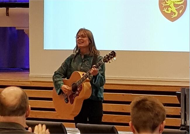 Åpning av Tromskonferansen