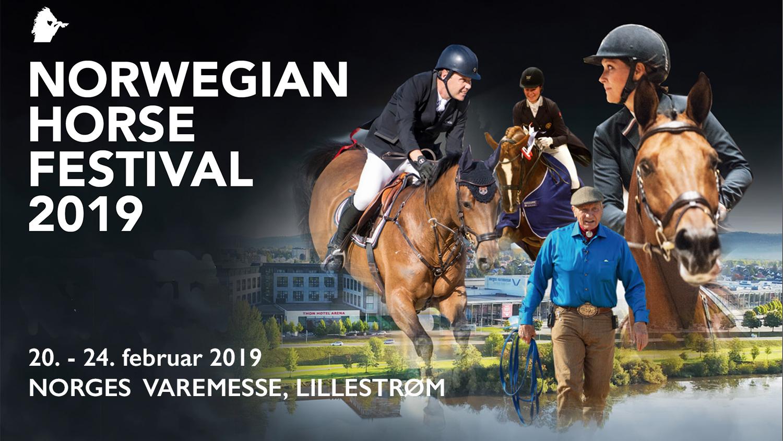 Norwegian Horse Show, forside