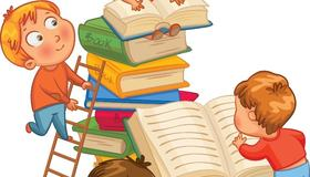 Barnas bibliotek våren 2019 Hovedbilde