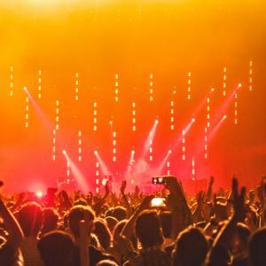 Stor konsert - nettsidebilde
