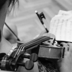 Musiker - nettsidebilde