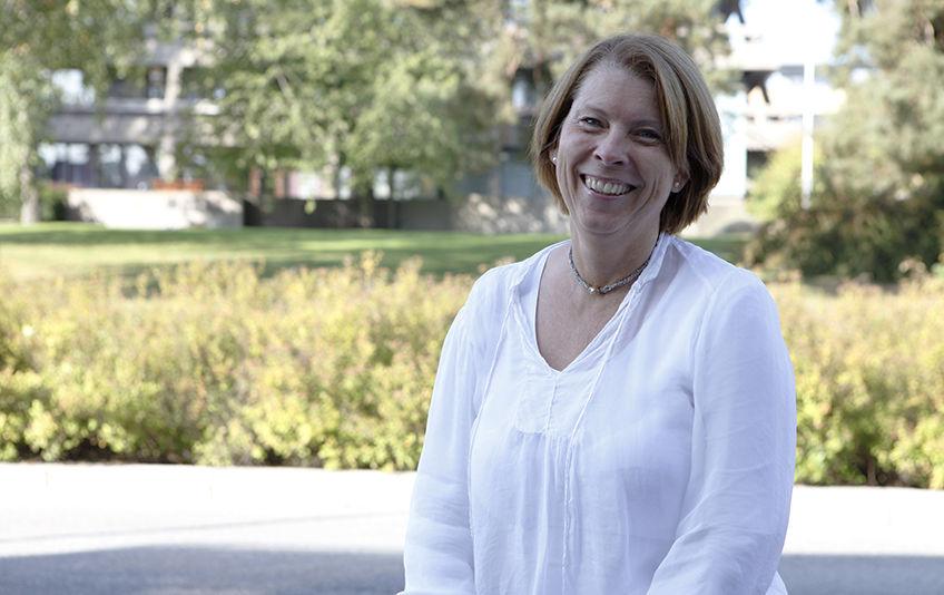Avdelingsleder for helsefremmende og forebyggende tjenester, Cecilie Evenrud