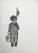 Gutten med fiskestang (koldnål)