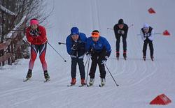 Skitesting x
