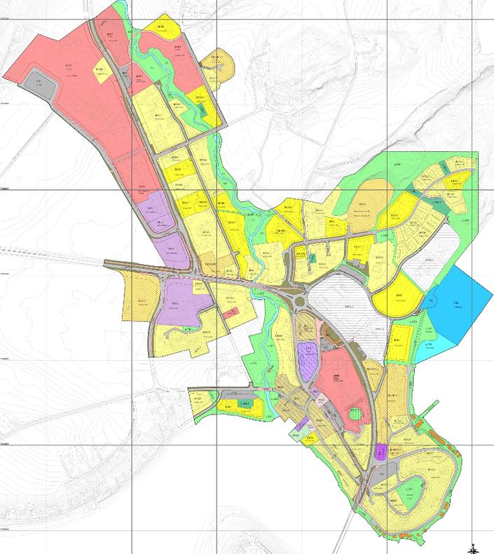Reguleringsplan for Straumen sentrum