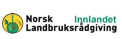 Logo Norsk Landbruksrådgivning Innlandet