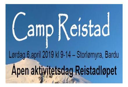 Camp Reistad skjermbilde