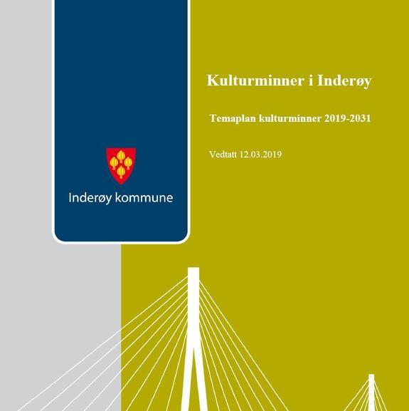Kulturminner i Inderøy_forside