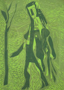 Den grønnkledde